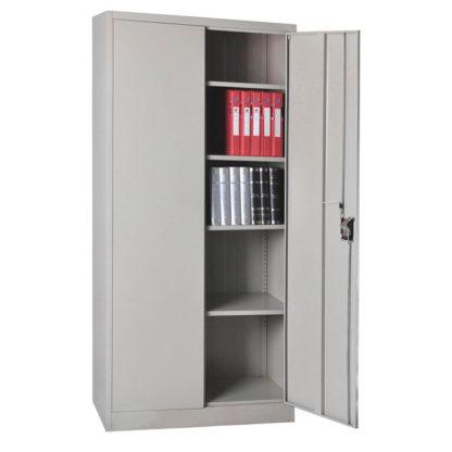 Метален шкаф висок 185см