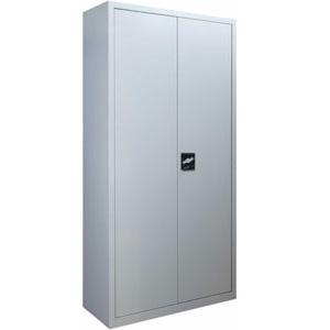 метален архивен шкаф висок 199см