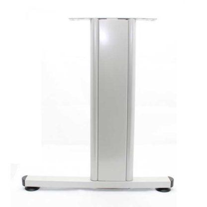 метални крака за бюро- сиви