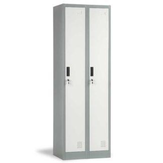 метален гардероб с 2 врати cr 1242-2 j lux-