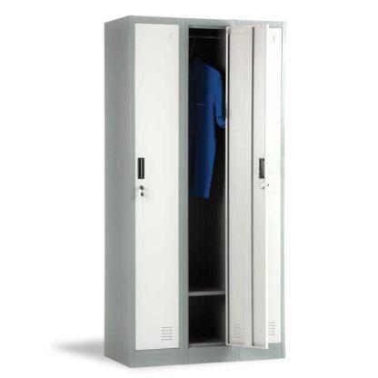 метален гардероб с 3 врати cr 1242 J Lux