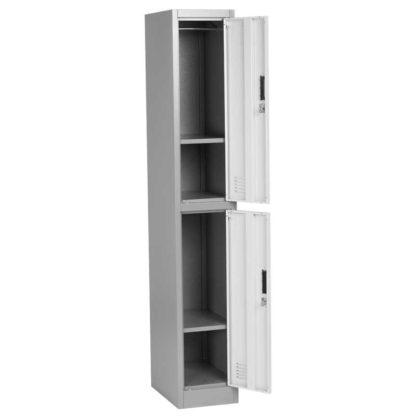 метален шкаф с 2 врати cr-1257-j-l