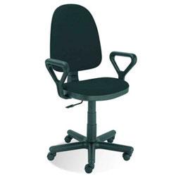 Oфис стол prestige GTP с подлакътници Topaz