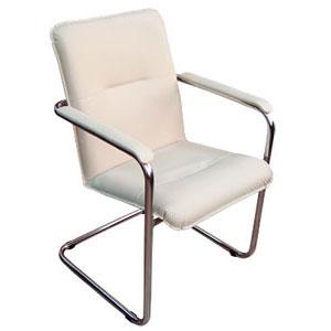 посетителски стол Rumba chrome