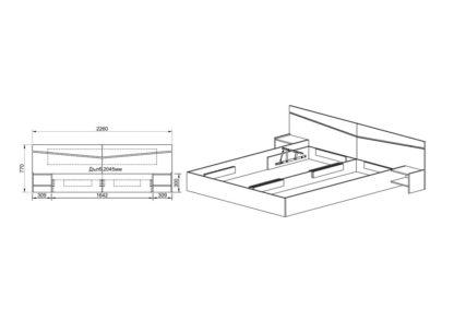 Легло Сити 2007 - схема