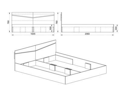 Легло Сити 2008 -схема