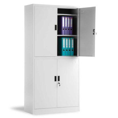 метален шкаф cr-1246-lz-2