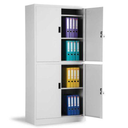 метален шкаф cr-1246-lz-3