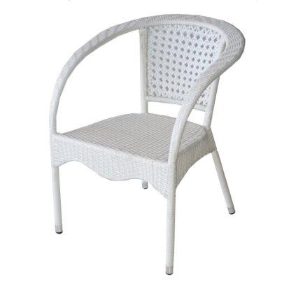 стол 220 бял