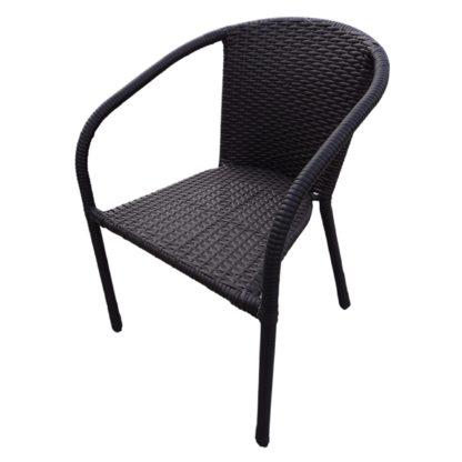 стол Вито - кафяв