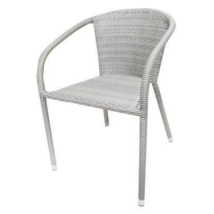 стол Вито - сиво-бежов