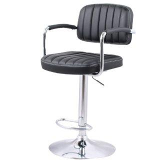 Бар стол Калипсо 13 черен