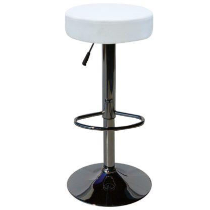 Бар стол Калипсо 3 бял