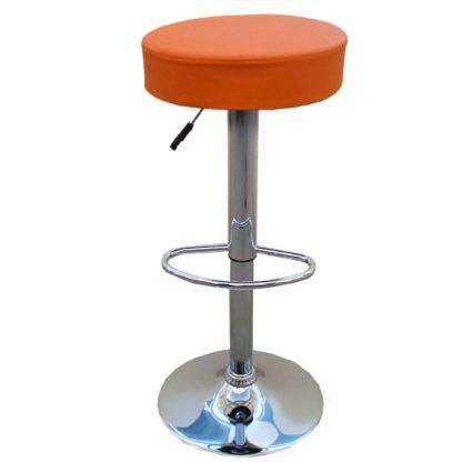 Бар стол Калипсо 3 оранжев