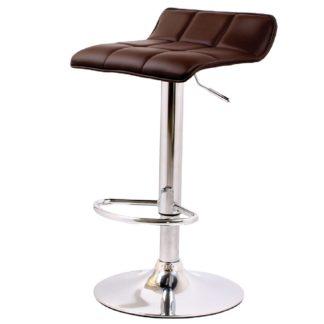 бар стол Калипсо 5 кафяв