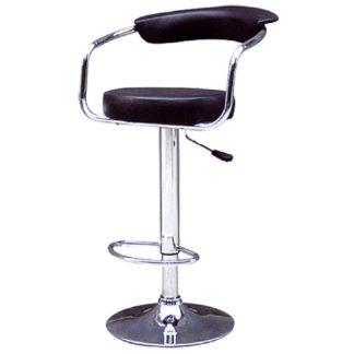 Бар стол Калипсо 7 черен