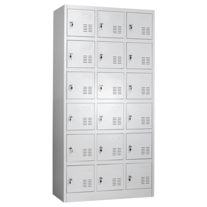 метален шкаф с 18 врати CR-1261-XZ