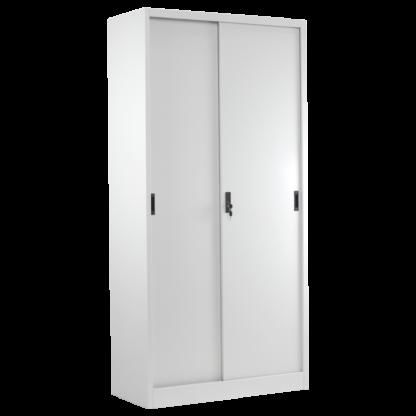 метален шкаф с плъзгащи се врати cr-1266-j
