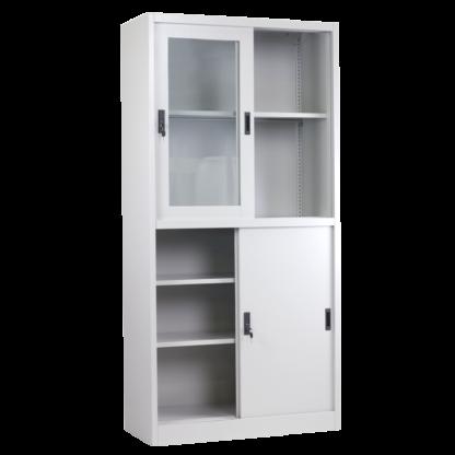 метален шкаф витрина cr-1269-j