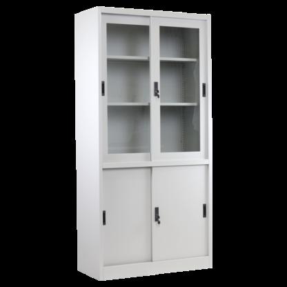 метален шкаф витрина cr-1270-j