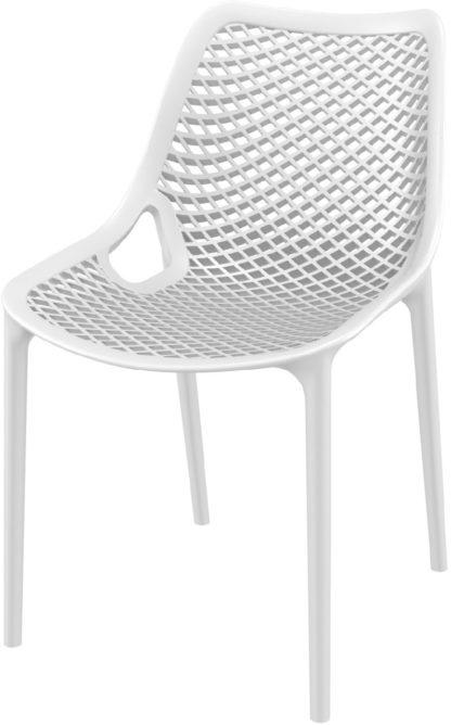 стол Еър бял