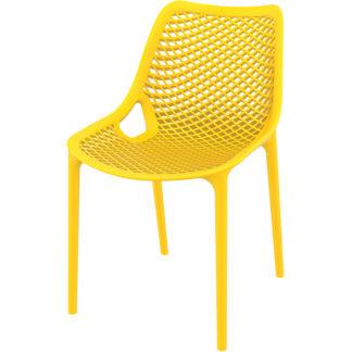 стол Еър жълт