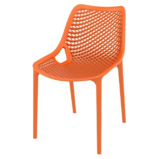 стол Еър оранжев