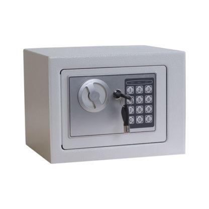 метален сейф cr-1550-3xz бял-2