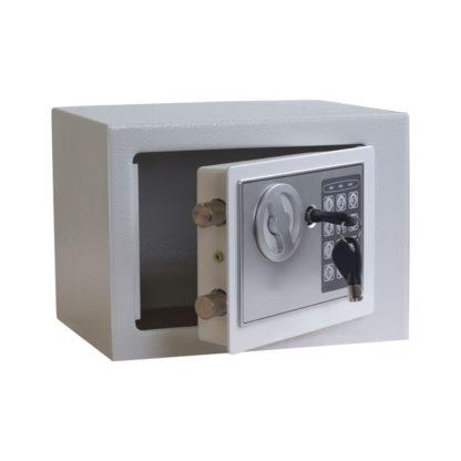 метален сейф cr-1550-3xz бял-3