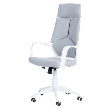 Офис стол 7500 светло сив