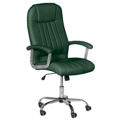 президентски офис стол 6181 цвят маслено зелен