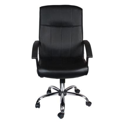президентски офис стол 6077 черен-2