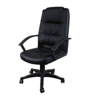 президентски офис стол 6078-черен