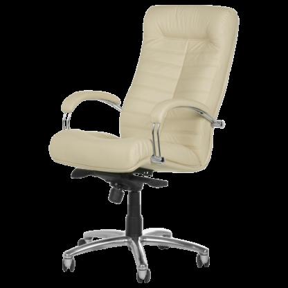 Офис стол Carmen Orion- цвят крем LUX