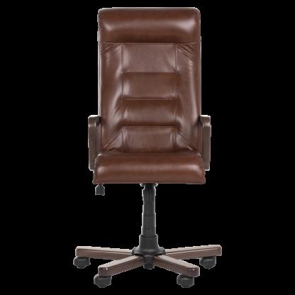 Офис стол Royal Wood - цвят кафяв LUX