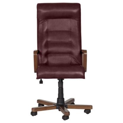Президентски офис стол Royal wood бордо 2