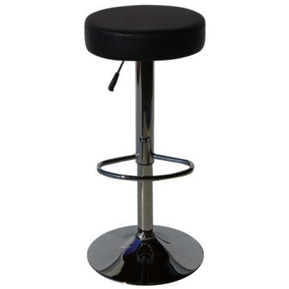 Бар стол Калипсо 3 черен