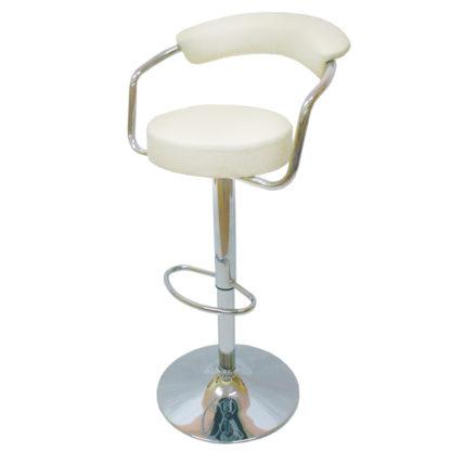 бар стол Калипсо 7 бял
