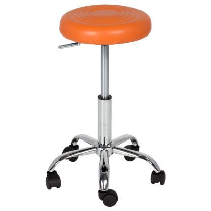 Табуретка 3075 цвят оранжев