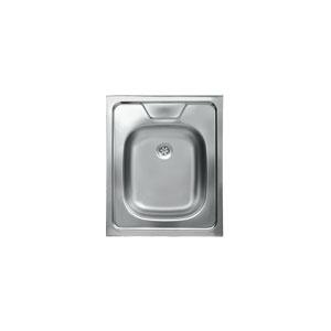 бордова мивка 50х60см EC108