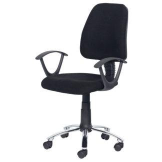 работен стол 7067-10 - черен