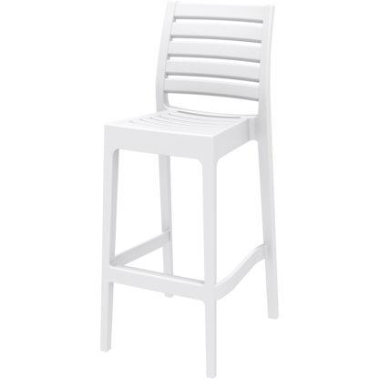 бар стол Арес бял