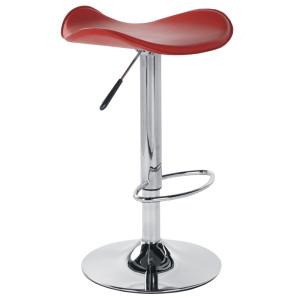 Бар стол 3011 - червен