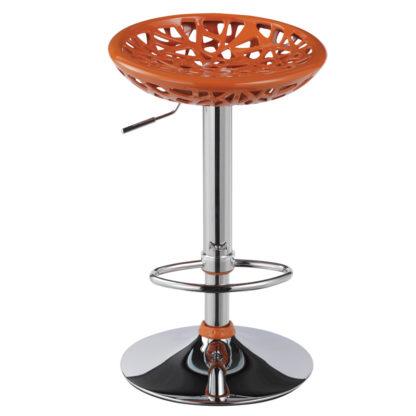 бар стол калипсо 2 оранжев