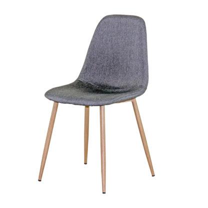 стол АМ-А293В сив текстил
