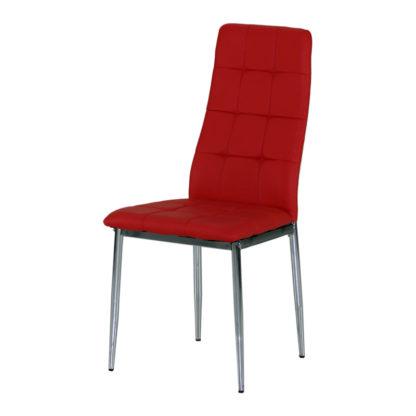 стол АМ-А310 червен