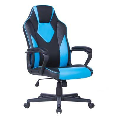 Геймърски стол Storm черно - син