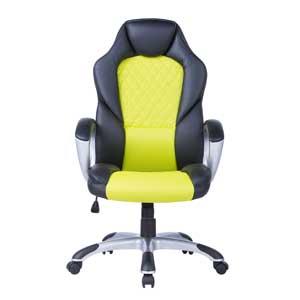 Геймърски стол Viking черно- зелен