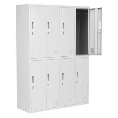метален шкаф с осем врати CR-1276 J