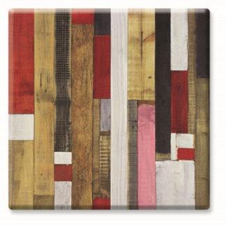 верзалитов плот цвят червено дърво 4604